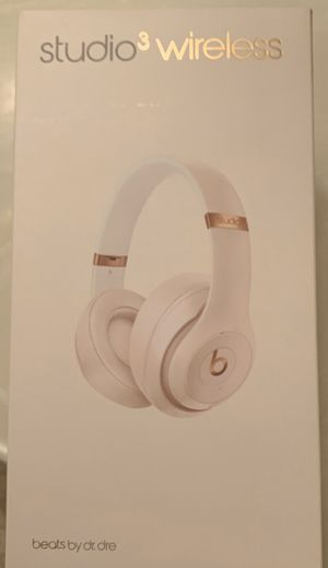 BEATS STUDIO 3 wireless for Sale in Rancho Cucamonga, CA