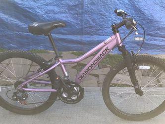 Diamond Back Bike Size 24 for Sale in Fresno,  CA