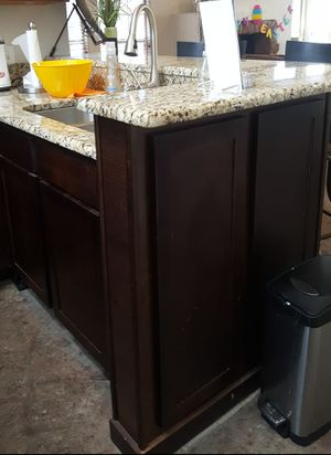 Kitchen cabinets and granite for Sale in Austin, TX