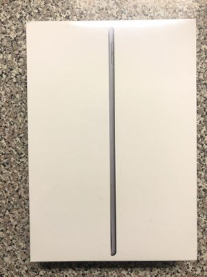 New Ipad Air 64GB wifi (silver or space gray) for Sale in Sunrise, FL