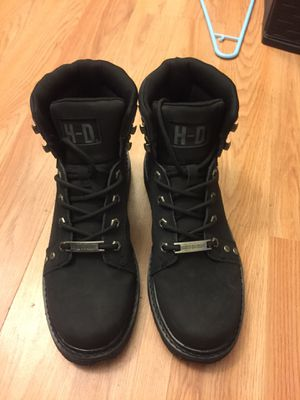 Harley Davidson Motorcycle work boots for Sale in San Diego, CA