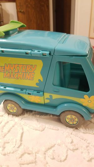 Scooby doo mystery machine great condition for Sale in Katy, TX
