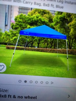 Canopy tent 8x8 for Sale in Fort Worth, TX