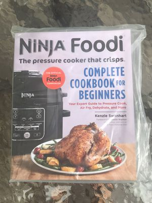 Complete Air Fry Cookbook for Beginners and more for Sale in North Attleborough, MA