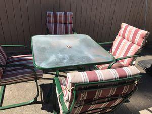 Hampton bay patio furniture for Sale in Alameda, CA