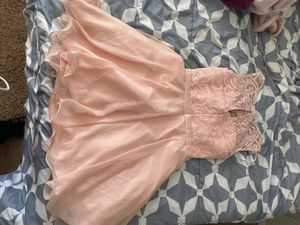 Blush pink formal dress for Sale in Fresno, CA