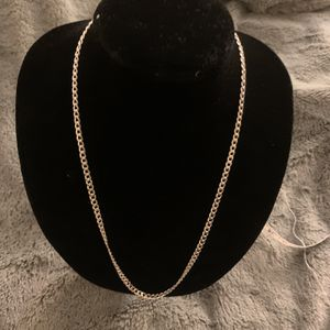""".925 Real Silver Chain / 9.5"""" for Sale in Hemet, CA"""