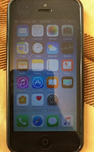 Iphone 5 32gb grey for Sale in Chicago, IL
