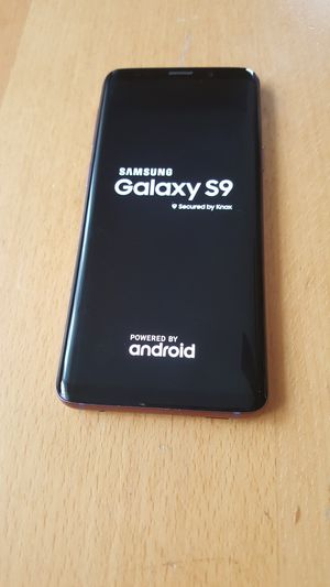 Samsung galaxy s9 for Sale in Chicago, IL