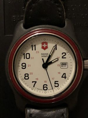 SWISS ARMY WATCH AUTHENTIC for Sale in Las Vegas, NV