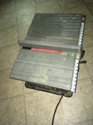 Table saw for Sale in High Point, NC