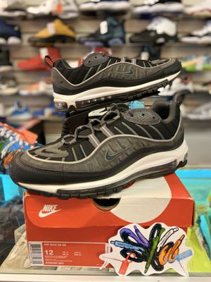 "Air Max 98 ""Black Anthracite"" for Sale in Pittsburg, CA"