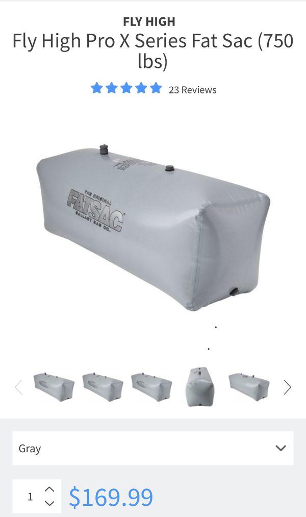Fat Sac -Pro X Series Ballast Bag (750lb)