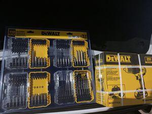 Dewalt 20V Brushless Drill Combo for Sale in Martinsburg, WV