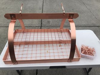 Copper pot and pan holder / hanger for Sale in Vancouver,  WA