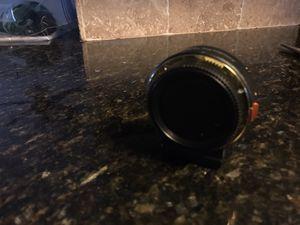 Nikon-Sony autofocus adapter for Sale in Dallas, TX