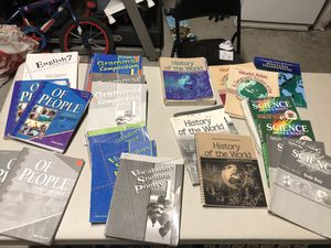 Abeka - 7th Grade Curriculum for Sale in Lakeside, CA