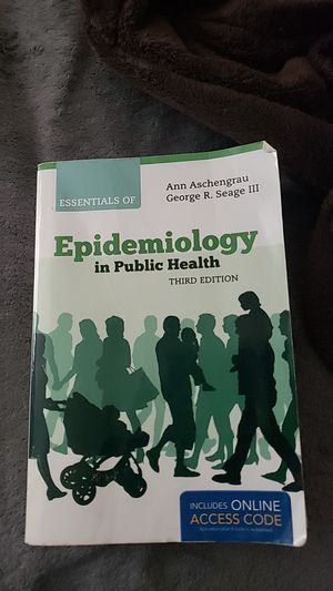 Epidemiology book for Sale in Davis, CA