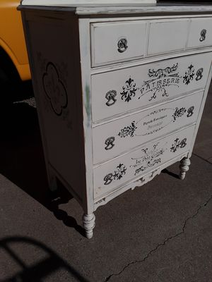 Antique dresser repainted for Sale in Nipomo, CA