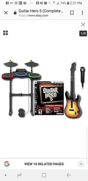 Ps3 drum set for Sale in North Las Vegas, NV