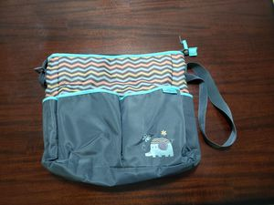 Elephant baby diaper bag for Sale in West Palm Beach, FL
