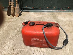 Gas can for small boat for Sale in Columbus, OH