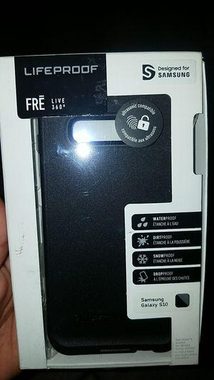 Lifeproof Galaxy s10 Phone Case for Sale in Tijuana, MX