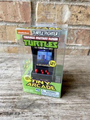 Teenage Mutant Ninja Turtle Tiny Arcade - TMNT for Sale in Benbrook, TX