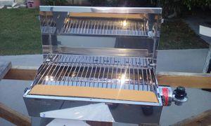 Kuuma Stow n Go gas grill NEW w rail mount for Sale in Newport Beach, CA
