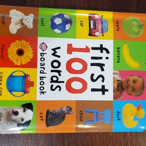 First Hundred Words Book for Sale in Fort Washington, MD