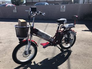 Electric Bicycle for Sale in Hialeah, FL