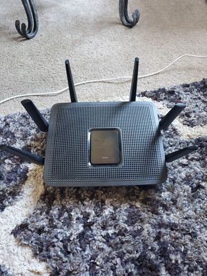 Linksys EA9300 Router for Sale in Oceanside, CA