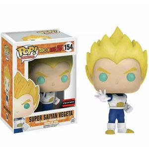 Funko Pop! Dragon Ball Z Super Saiyan Vegeta Vinyl Figure AAA Anime Exclusive for Sale in Clermont, FL