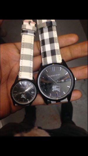 Burberry watches for Sale in Alexandria, VA