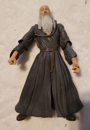 Lord of the Rings Gandalf action figure for Sale in Moreno Valley, CA
