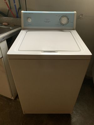 Read Description Crosley Washer 4 Cycle 2 Speed Motor Extra Large Capacity for Sale in St. Louis, MO