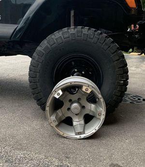 Jeep Wrangler tj for Sale in Des Plaines, IL
