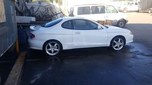 98 Tiburon hyundai as parts, as is $200.00 for Sale in Vista, CA