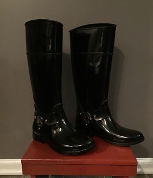 Michael Kors rain boots SZ 7 for Sale in Lexington, KY