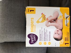 168 diapers for Sale in Compton, CA