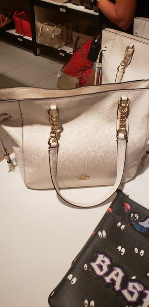 Coach Leather Tote Bag for Sale in West York, PA
