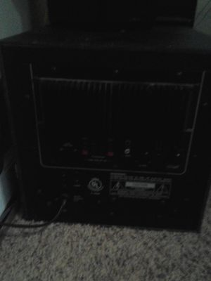 KLH SUBWOOFER for Sale in San Diego, CA