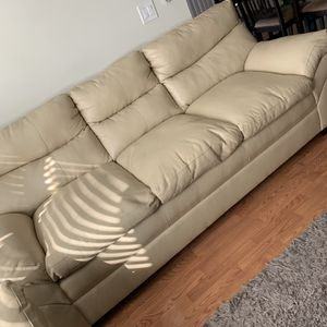 Beige Sofa And Love Seat for Sale in Orlando, FL