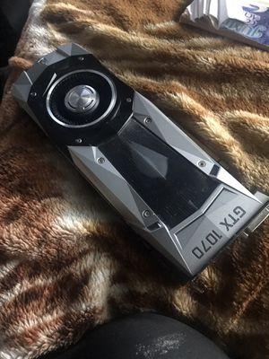 Nvidia gtx 1070 8GB FE for Sale in Santa Ana, CA