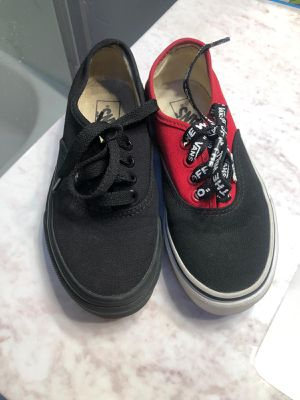 Vans size 13 both pair used for Sale in Philadelphia, PA