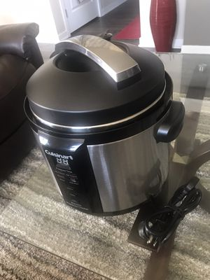 Brand New Cuisinart with pressure for Sale in Bondurant, IA