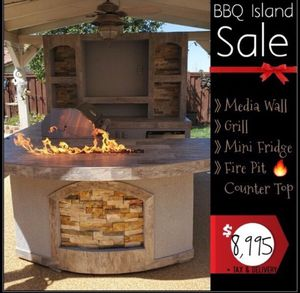 BBQ islands outdoor barbecue island kitchens fireplaces grills fire pits DIY bars contractor palapas chimneys pools grills charcoal patio cover for Sale in Irvine, CA