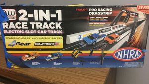 Old school classic race track all pieces included for Sale in Manassas, VA