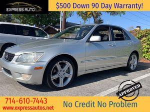 2003 Lexus IS 300 for Sale in Orange, CA