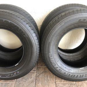 Bridgestone Dueler HT 245/75/17 year 2020 for Sale in Hialeah, FL